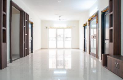 Gallery Cover Image of 2000 Sq.ft 3 BHK Apartment for rent in Hafeezpet for 32200