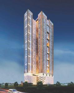 Gallery Cover Image of 1197 Sq.ft 3 BHK Apartment for buy in Runwal Pinnacle, Bhandup West for 17000000