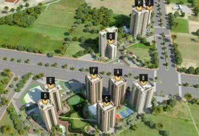Gallery Cover Image of 1699 Sq.ft 3 BHK Apartment for rent in Kherki Majra for 18000
