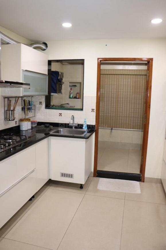 Kitchen Image of 1490 Sq.ft 3 BHK Apartment for buy in Besant Nagar for 27500000
