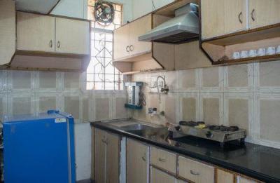 Kitchen Image of Uron Suryodaya 301 in Mahadevapura