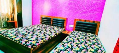 सेक्टर 45 में क्लाउडनाइन होम्स के बेडरूम की तस्वीर