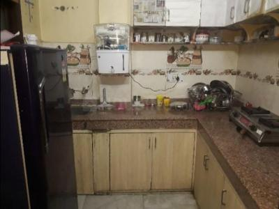 Kitchen Image of Tanya PG in Laxmi Nagar