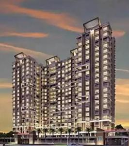 Gallery Cover Image of 1000 Sq.ft 3 BHK Apartment for buy in DLH Metroview, Andheri West for 23500000