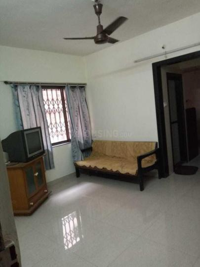 Living Room Image of 540 Sq.ft 1 BHK Apartment for rent in Andheri East for 28500
