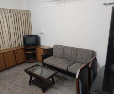 Gallery Cover Image of 750 Sq.ft 1 BHK Apartment for rent in Jawale Complex, Wadgaon Sheri for 16000