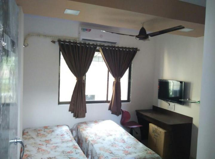 Bedroom Image of Khushi PG in Airoli