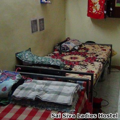 Bedroom Image of Sai Shiva Ladies Hostel in Tambaram