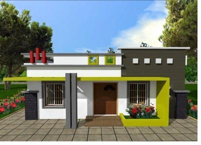 Gallery Cover Image of 600 Sq.ft 2 BHK Independent House for buy in Madipakkam for 6600000