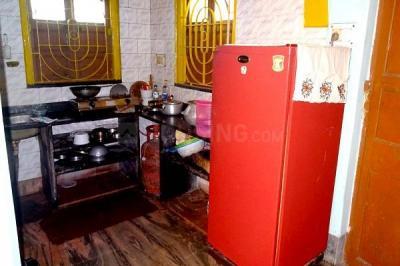 Kitchen Image of Ladies PG ( Garia Station / Kavi Subhas Metro ) in Garia