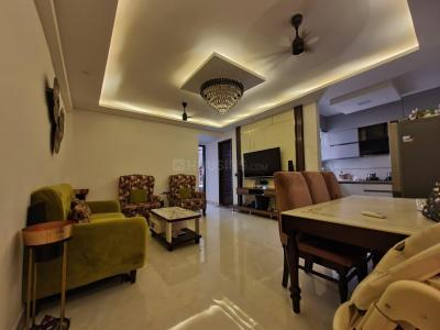 Gallery Cover Image of 1250 Sq.ft 3 BHK Apartment for buy in ATFL JVTS Gardens, Chhattarpur for 5800000