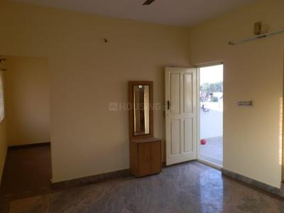 Gallery Cover Image of 450 Sq.ft 1 RK Independent Floor for rent in Singasandra for 7800