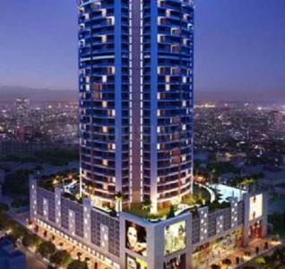 Gallery Cover Image of 799 Sq.ft 1 BHK Apartment for buy in Gauri Excellency, Kandivali West for 13000000