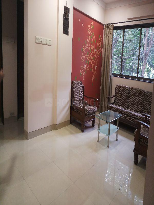 Living Room Image of 1100 Sq.ft 3 BHK Apartment for rent in Andheri East for 55000