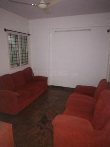 Gallery Cover Image of 1200 Sq.ft 3 BHK Apartment for rent in Jakkur for 16000
