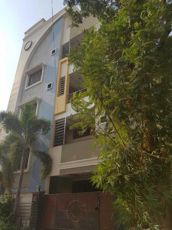 Building Image of 2000 Sq.ft 3 BHK Independent House for rent in New Malakpet for 26000