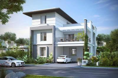 Gallery Cover Image of 3237 Sq.ft 3 BHK Villa for buy in Mokila for 15537680