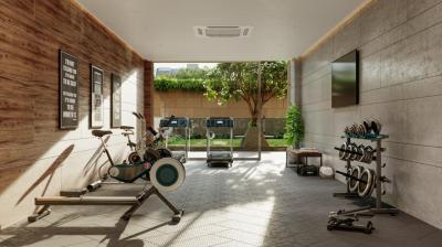 Gallery Cover Image of 640 Sq.ft 1 BHK Apartment for buy in Gota for 2100000