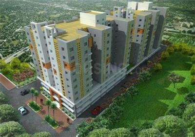 Gallery Cover Image of 400 Sq.ft 1 RK Apartment for rent in Aryan Towers, Madhyamgram for 6000