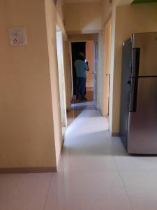 Gallery Cover Image of 950 Sq.ft 2 BHK Apartment for rent in Newan Sky, Vasai West for 16000