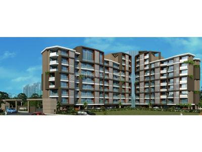 Gallery Cover Image of 581 Sq.ft 1 BHK Apartment for buy in Raj Florenza, Mira Road East for 6300000
