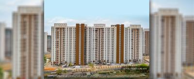 Gallery Cover Image of 650 Sq.ft 1 BHK Apartment for rent in Lodha Upper Thane Maple A And B, Bhiwandi for 11000