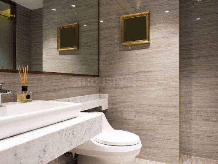 Bathroom Image of 2200 Sq.ft 4 BHK Apartment for buy in Bandra East for 75000000