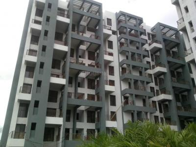 Gallery Cover Image of 980 Sq.ft 2 BHK Apartment for buy in Wagholi for 3300000
