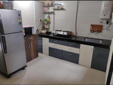 Gallery Cover Image of 1050 Sq.ft 2 BHK Apartment for rent in Wakad for 25000