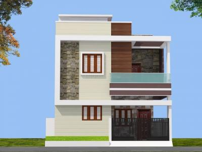 Gallery Cover Image of 2200 Sq.ft 3 BHK Independent House for buy in Horamavu for 9500000