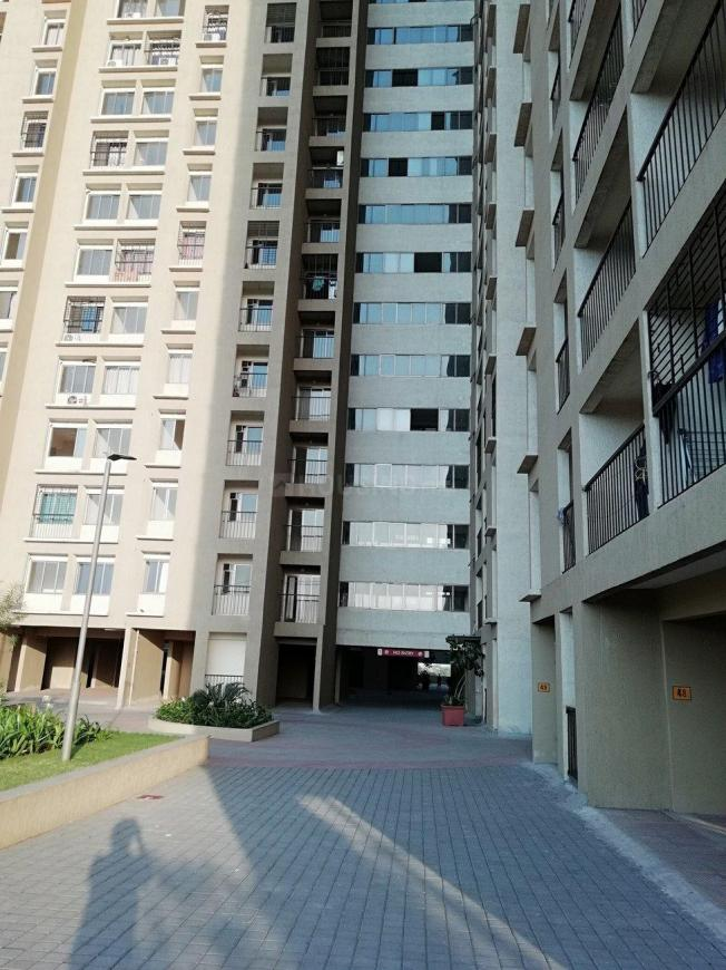 Building Image of 1017 Sq.ft 2 BHK Apartment for rent in Bhiwandi for 13000