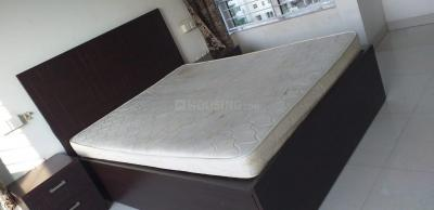 Bedroom Image of 1200 Sq.ft 2 BHK Independent Floor for rent in Amanora Future Towers, Hadapsar for 30000