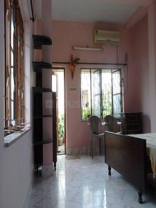 Gallery Cover Image of 500 Sq.ft 1 RK Independent Floor for rent in Dhakuria for 12000