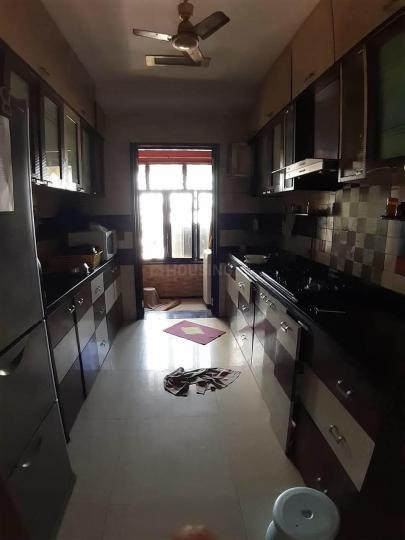 Kitchen Image of 3bhk Flat Swponlok Tower Full Badroom Available Fully Furnished in Malad East