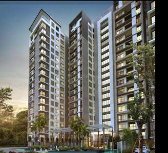 Gallery Cover Image of 1230 Sq.ft 2 BHK Apartment for buy in Koyambedu for 10455000