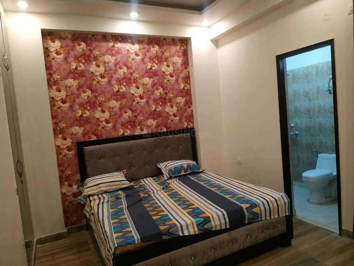 Bedroom Image of 950 Sq.ft 2 BHK Independent Floor for buy in Noida Extension for 2350000