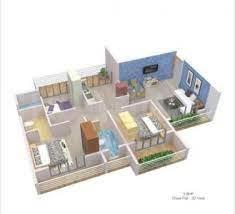 Gallery Cover Image of 1050 Sq.ft 2 BHK Apartment for buy in Om Shivam Apartments, Kamothe for 8800000