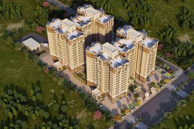 Gallery Cover Image of 797 Sq.ft 2 BHK Apartment for buy in Tejas Greenberry Signatures, Baraulikhalilabad for 3962000