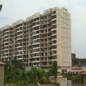 Gallery Cover Image of 1300 Sq.ft 2 BHK Apartment for rent in Trishul Gold Coast, Ghansoli for 34000