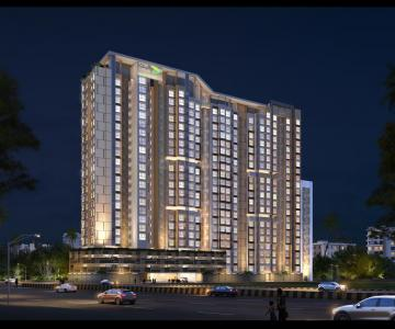 Gallery Cover Image of 600 Sq.ft 1 BHK Apartment for buy in Lower Parel for 12979000