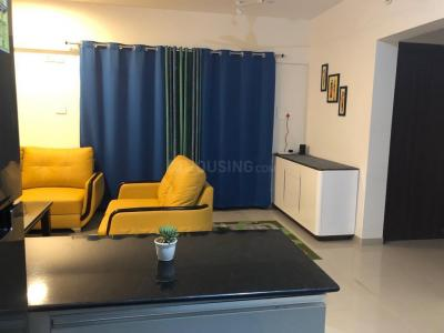 Gallery Cover Image of 1000 Sq.ft 2 BHK Apartment for rent in TCG The Crown Greens, Hinjewadi for 25000