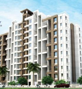 Gallery Cover Image of 850 Sq.ft 2 BHK Apartment for buy in Yemul And Sancheti Yes Residency, Hadapsar for 5000000