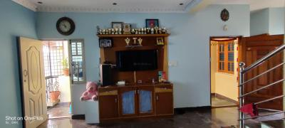 Gallery Cover Image of 600 Sq.ft 3 BHK Independent House for buy in Nagarbhavi for 11500000