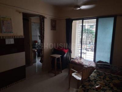 Gallery Cover Image of 665 Sq.ft 1 BHK Apartment for rent in Kamothe for 11000