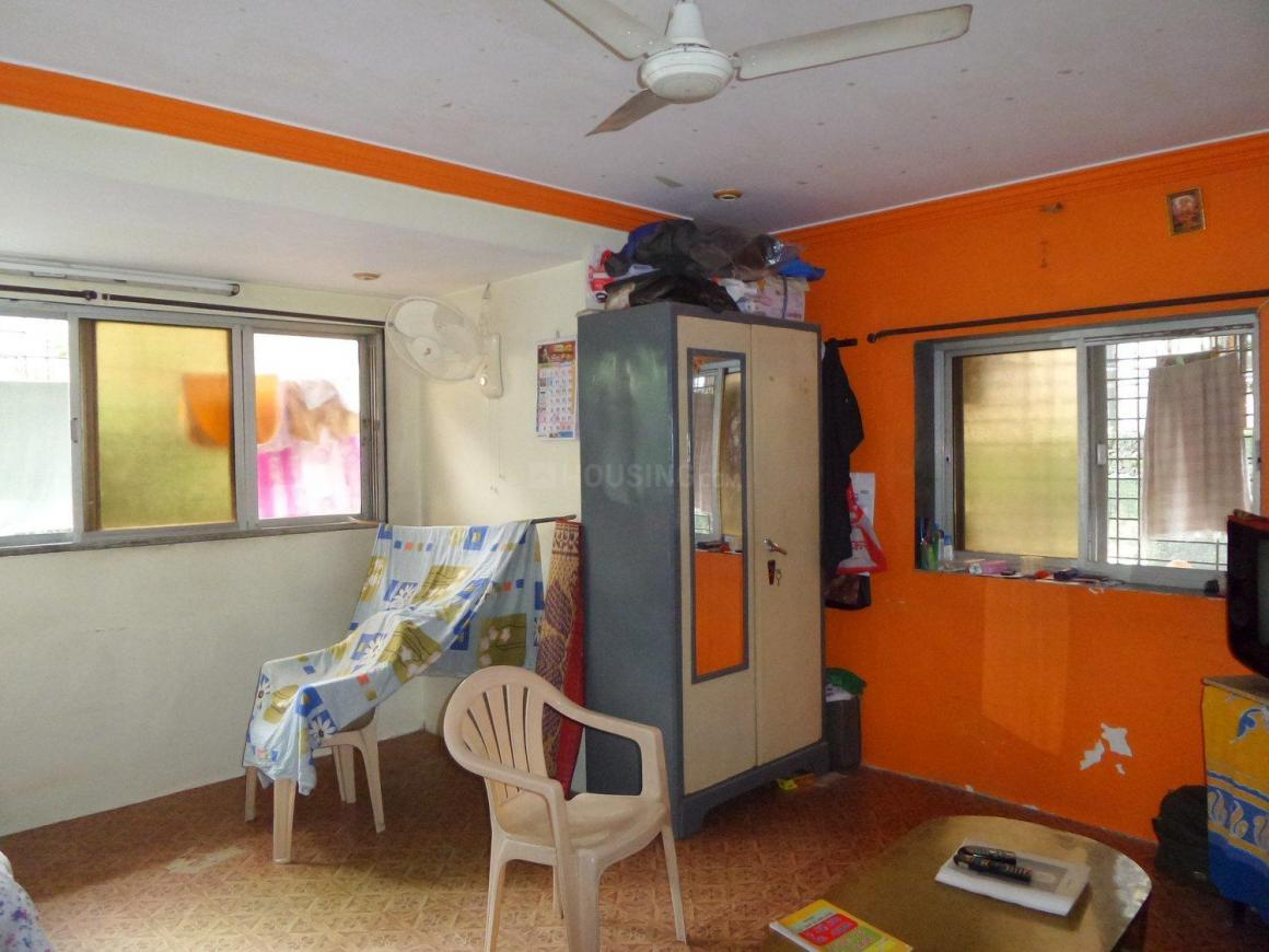 Living Room Image of 550 Sq.ft 1 BHK Apartment for rent in Dombivli East for 8000