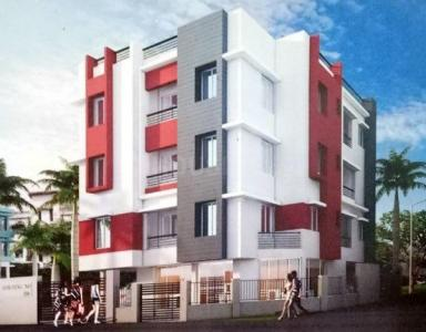 Gallery Cover Image of 1420 Sq.ft 3 BHK Apartment for buy in Garia for 5467000