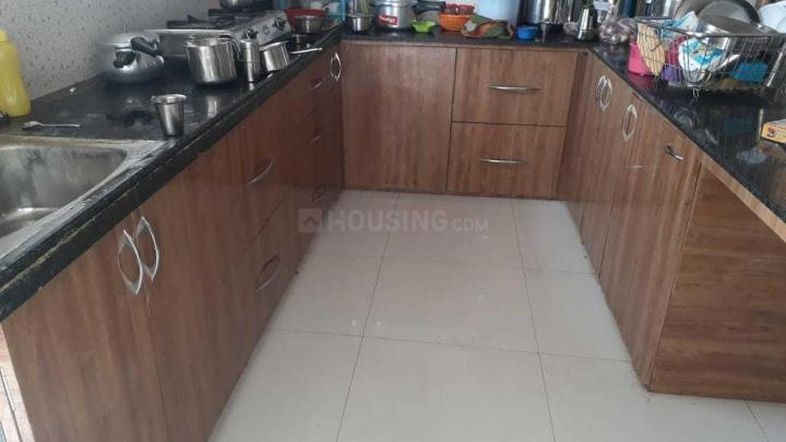 Kitchen Image of 1449 Sq.ft 3 BHK Apartment for rent in Kapra for 16000