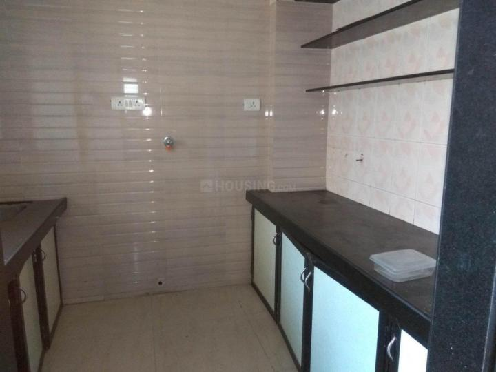 Kitchen Image of 450 Sq.ft 1 BHK Apartment for rent in Malad East for 30000