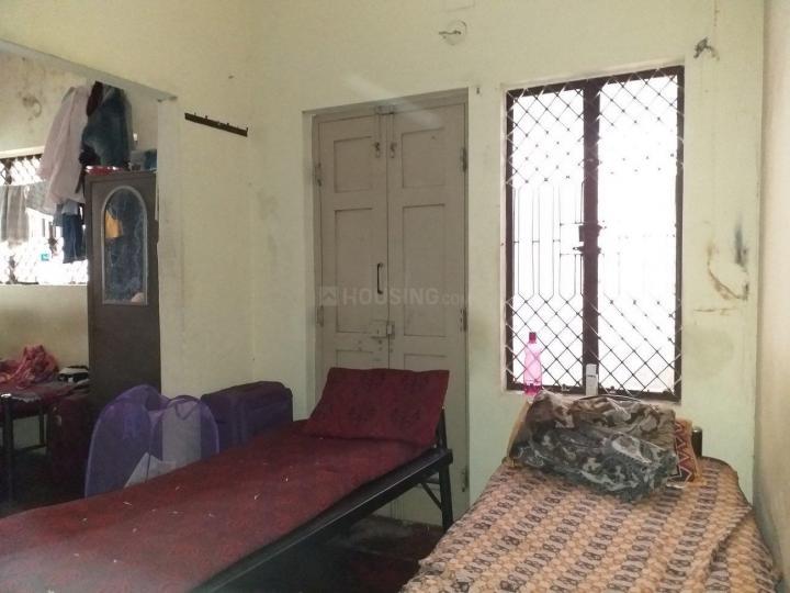 बीटीएम लेआउट में इस्वर पीजी फॉर जैंट्स में बेडरूम की तस्वीर