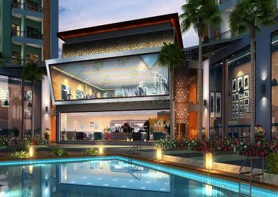 Gallery Cover Image of 1023 Sq.ft 2 BHK Apartment for buy in Shahberi for 4532142